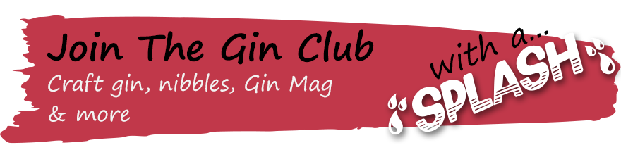 Gin Club - Craft gins delivered on a 1, 2 or 3 monthly subscription