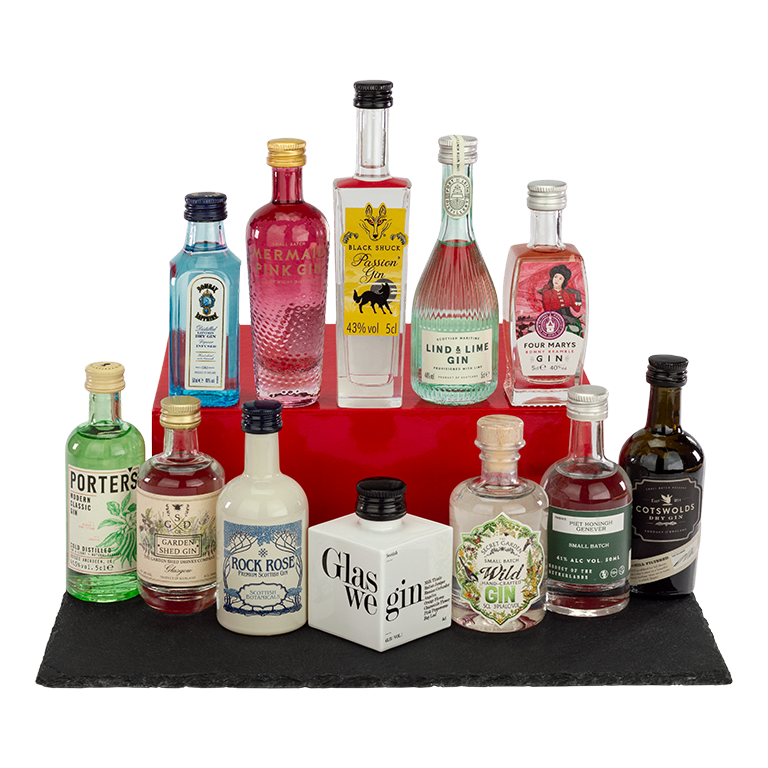 Assorted 12x Miniature Gins