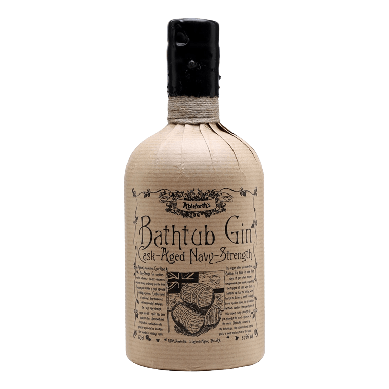 Ableforth's Bathtub Gin - Cask-Aged Navy-Strength