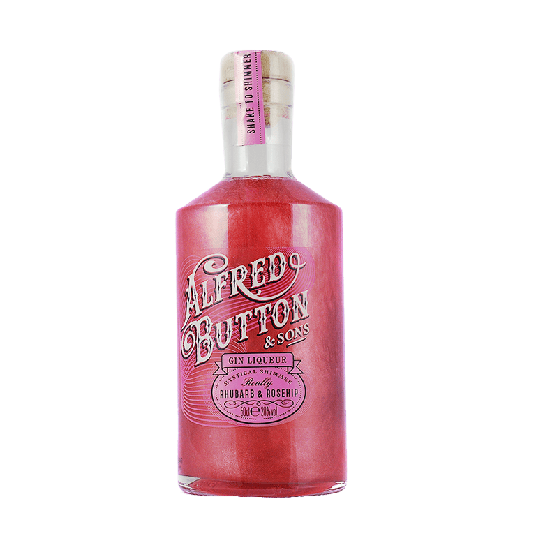 Alfred Button & Sons Really Rhubarb & Rosehip