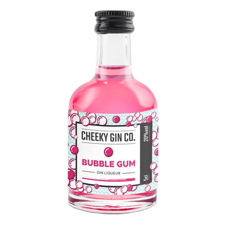 Cheeky Gin Co. Bubble Gum Gin Liqueur