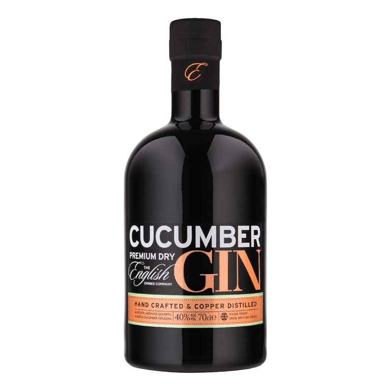 Gin for November 2020 - English Drinks Company Cucumber Gin