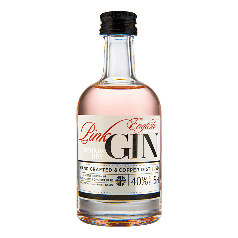 English Drinks Company Pink Gin