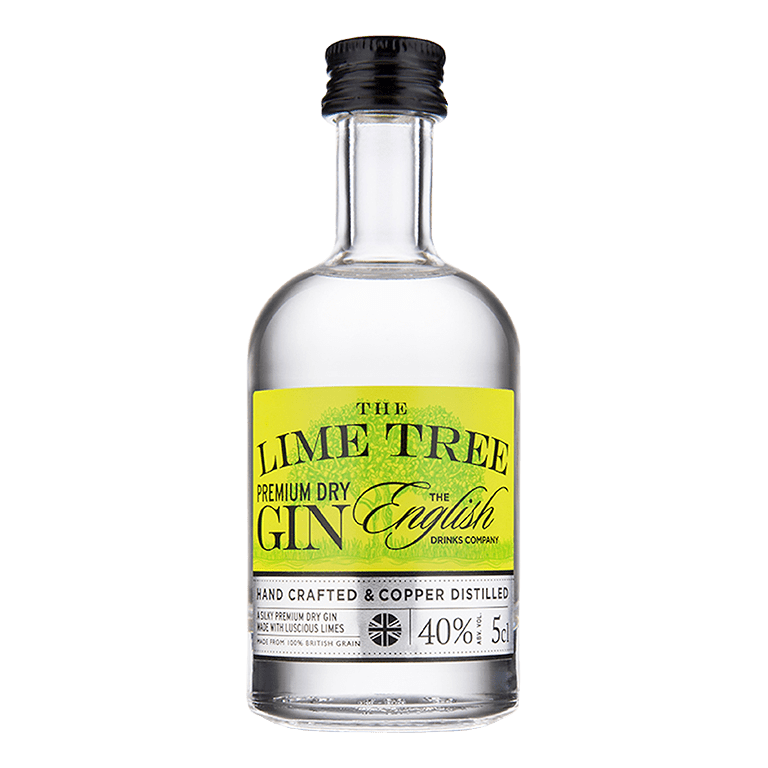 English Drinks Company The Lime Tree Premium Dry