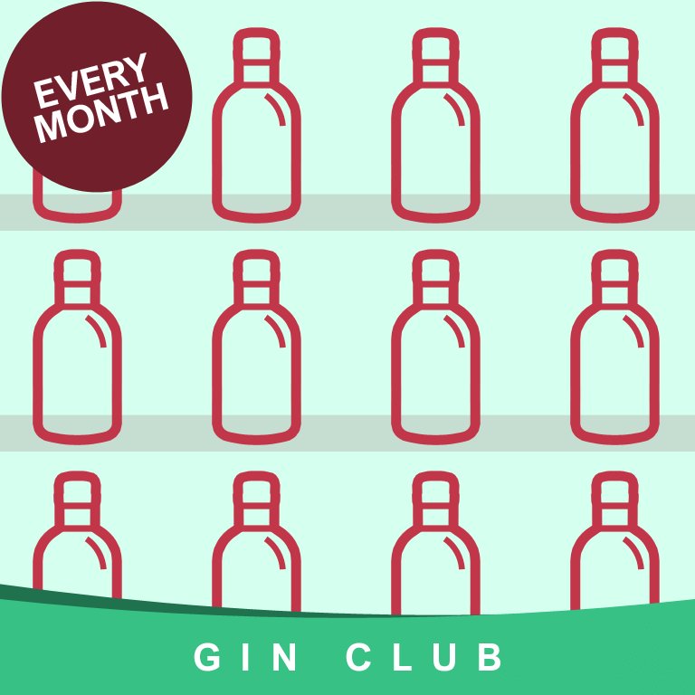 Gin Club Subscription every Month