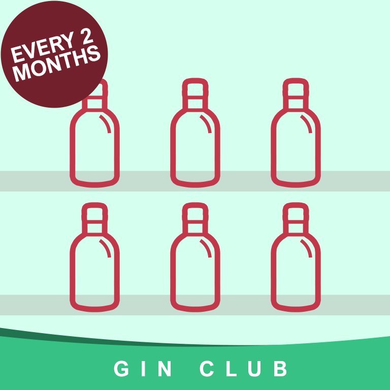 Gin Club Subscription every 2 Months