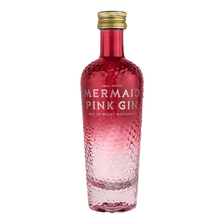 Mermaid Pink Gin Gin