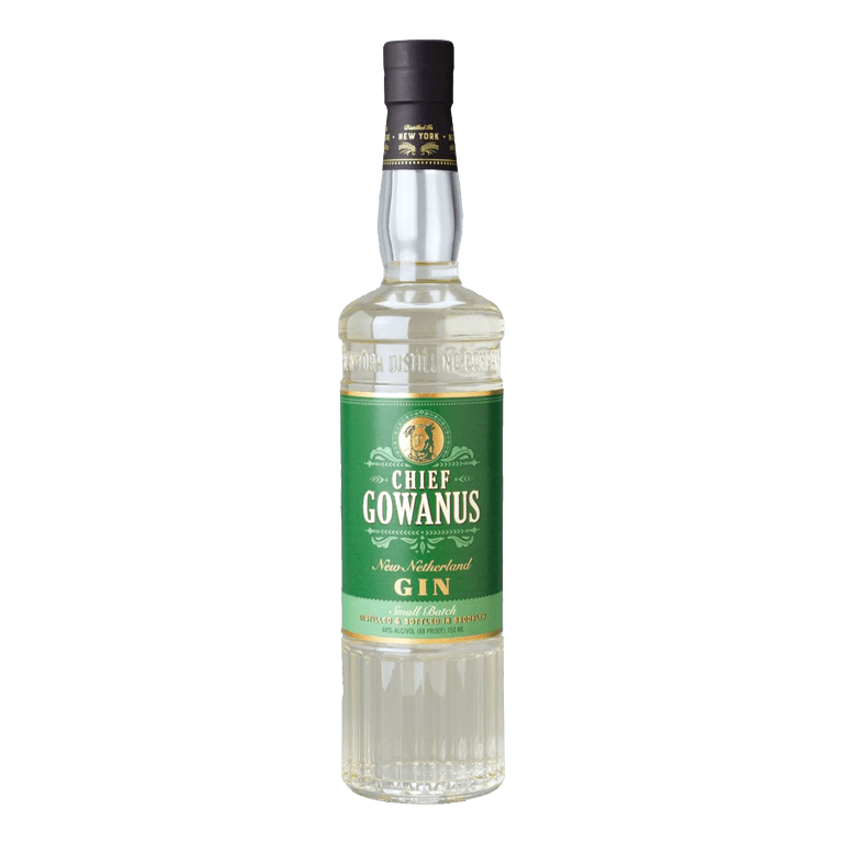 New York Distilling Company Chief Gowanus