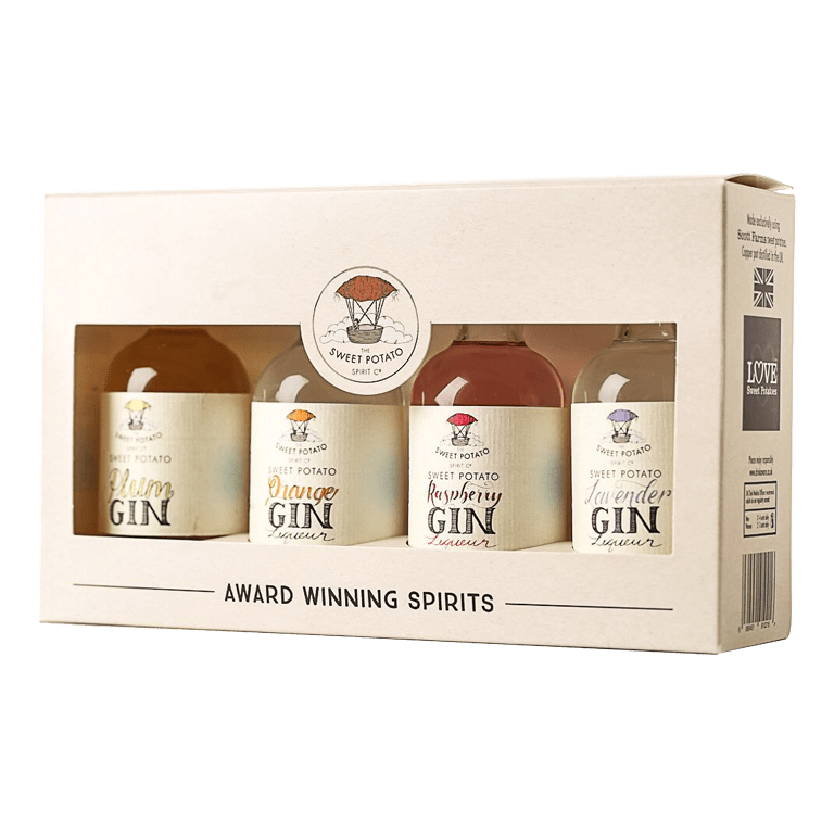 Sweet Potato Gin Giftpack