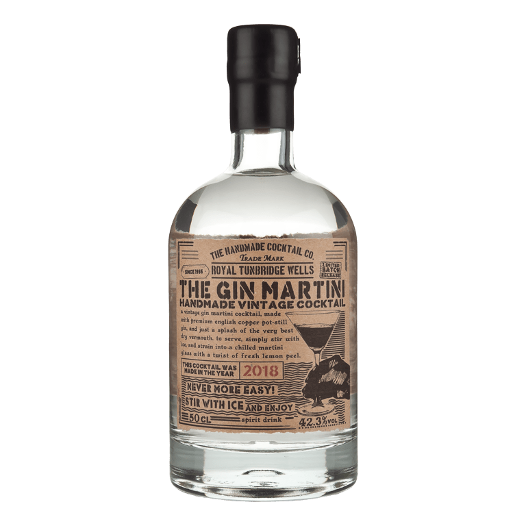 The Handmade Cocktail Company The Gin Martini