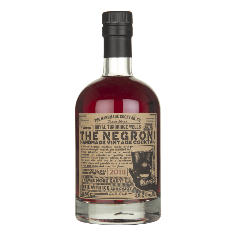 The Handmade Cocktail Company The Negroni Gin