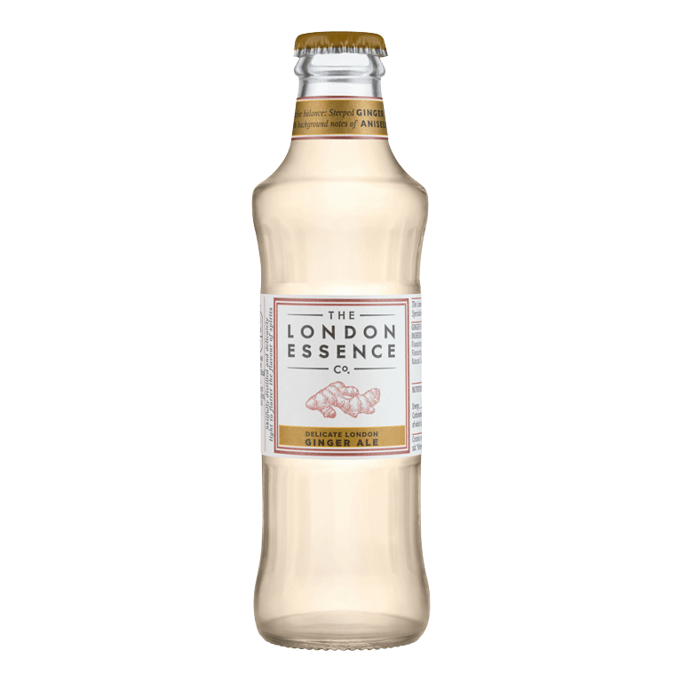 The London Essence Company Delicate London Ginger Ale
