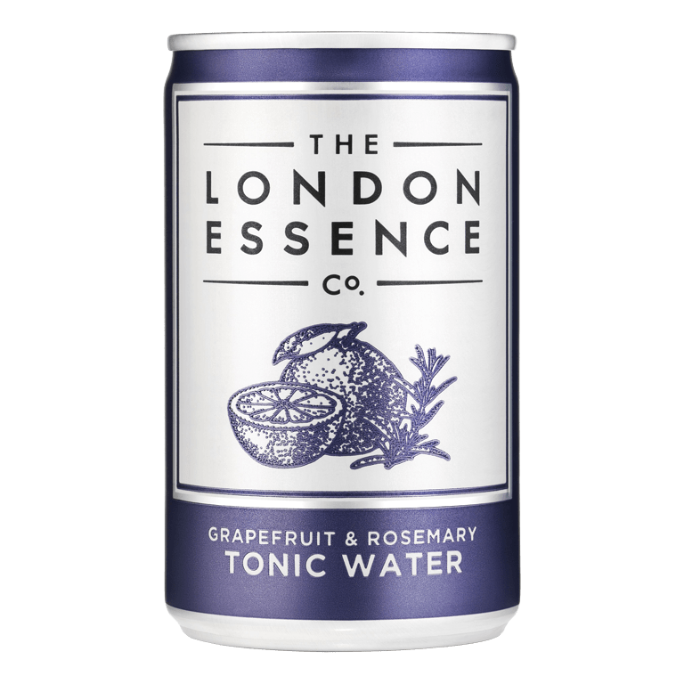 The London Essence Company Grapefruit & Rosemary Tonic Water