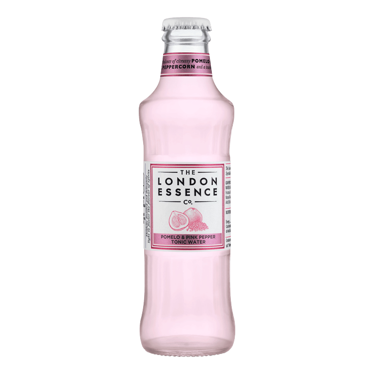 The London Essence Company Pomelo & Pink Pepper Tonic Water