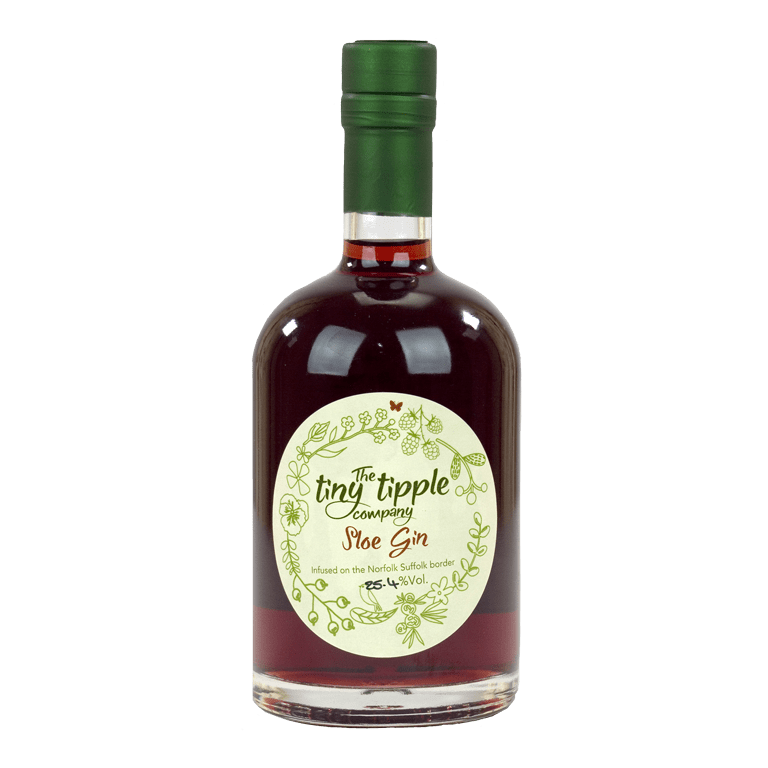 The Tiny Tipple Company Sloe Gin